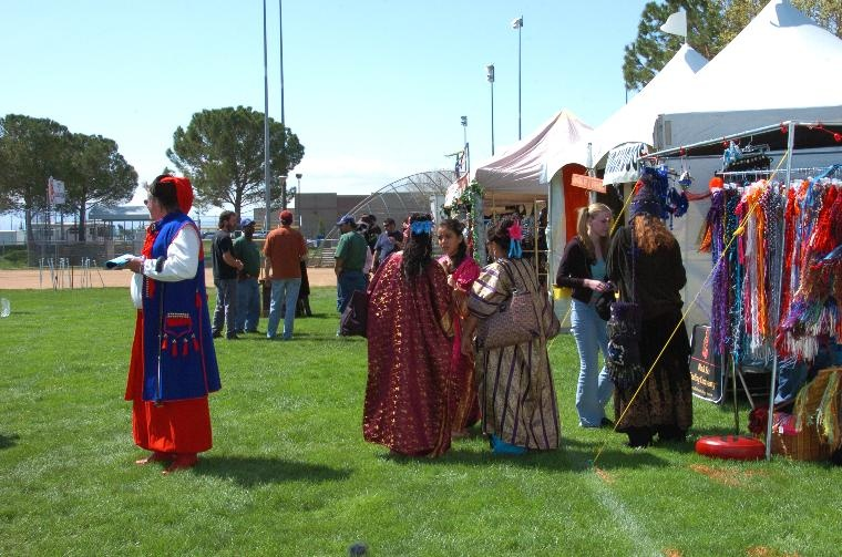 Group in Costume