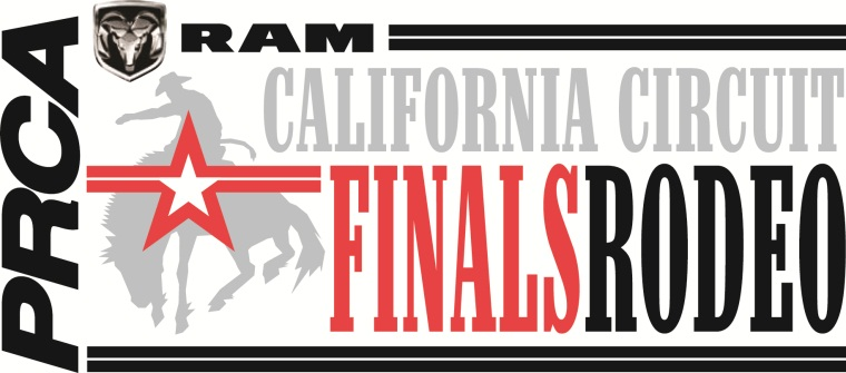California Circuit Finals Rodeo  Logo