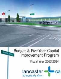 Budget Cover FY 13-14