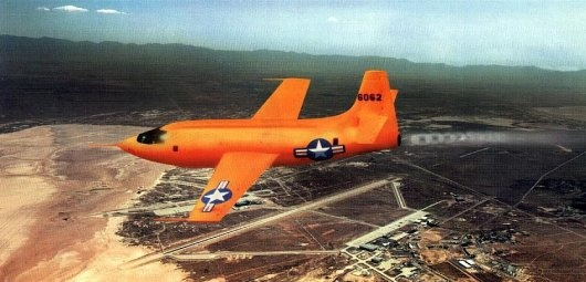 The Bell X-1
