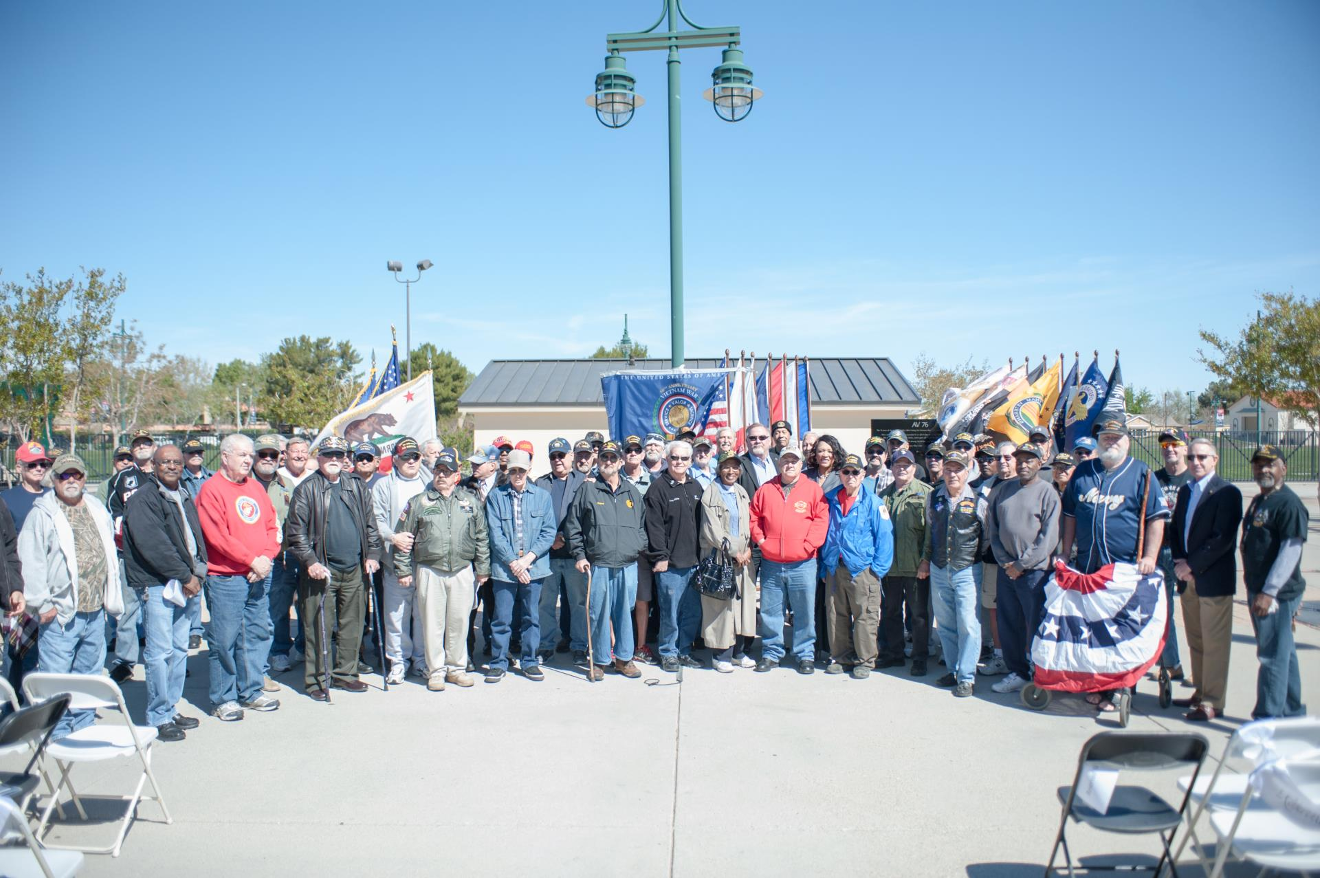 Vietnam Veterans_Group photo