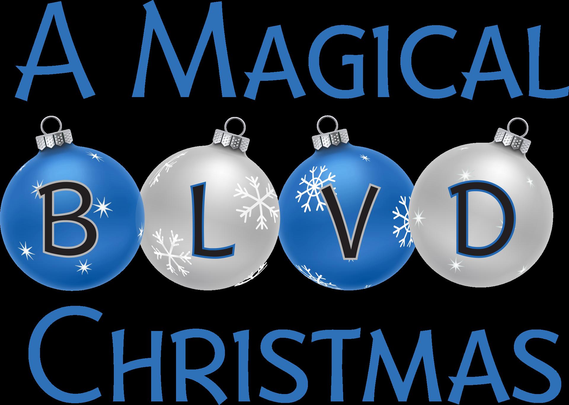 A Magical BLVD Christmas   City of Lancaster