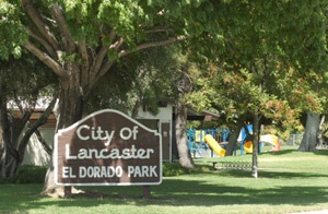 City of Lancaster El Dorado Park
