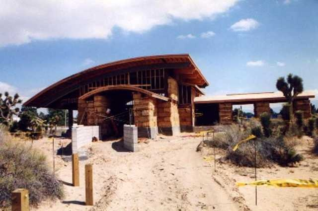 Elyze Clifford Interpretive Center Construction 2