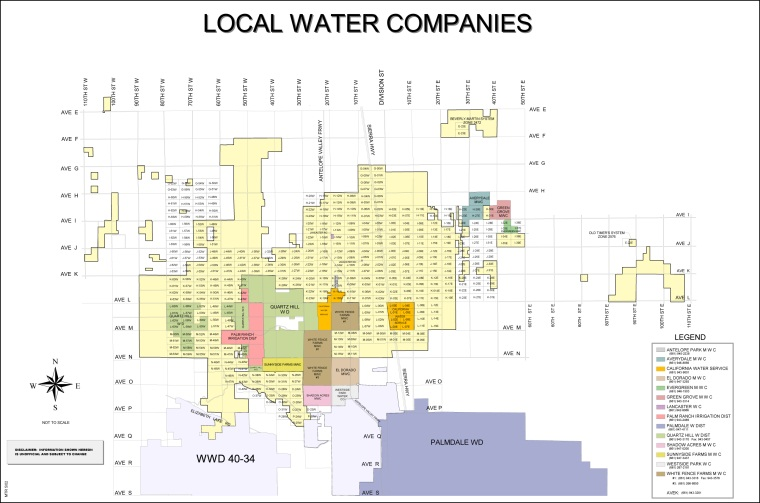 Water Companies Lancaster