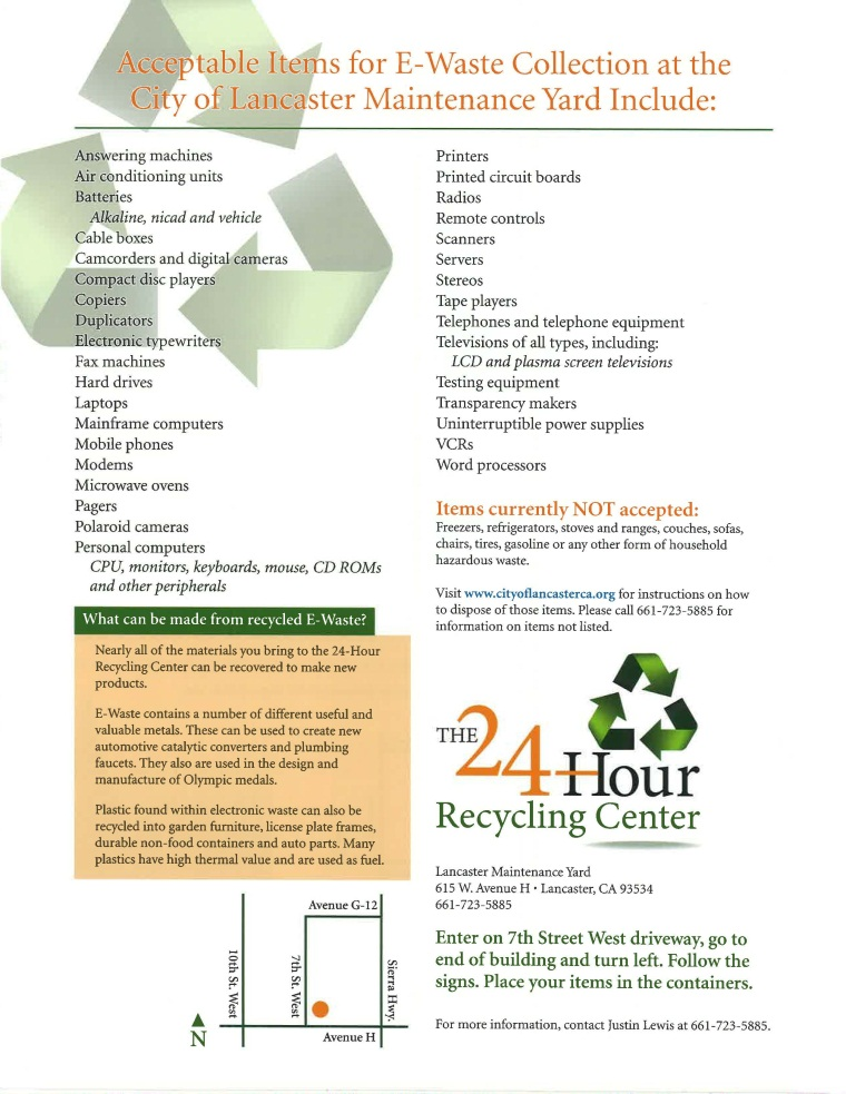 24 Hour Recycling