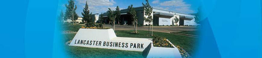 Lancaster Business Park Sign